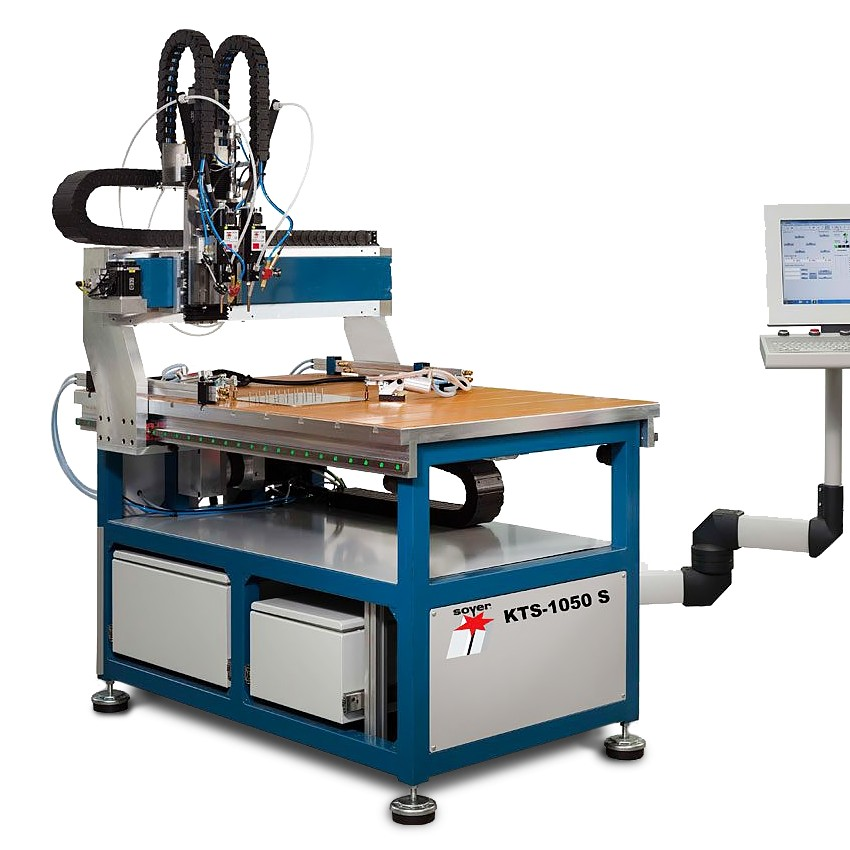 CNC coordinate machine